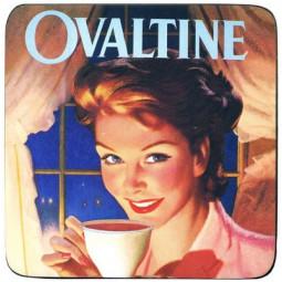 Glasunderlägg Ovaltine