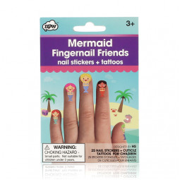 Nagelklistermärke Mermaid