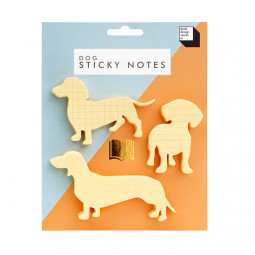 Sticky Notes Hundar