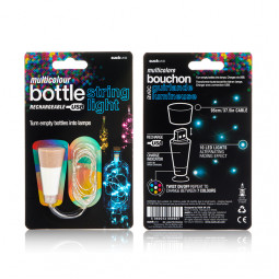 Bottle Light Ljusslinga Multi