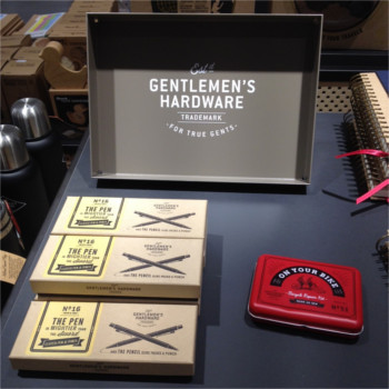 Gentlemen's Hardware pennor